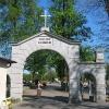 kluczbork-cmentarz-brama