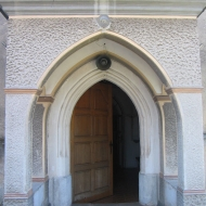 ludow-slaski-kosciol-portal