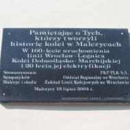 malczyce-stacja-tablica