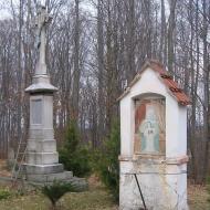 muszkowice-kaplica-krzyz-i-kapliczka