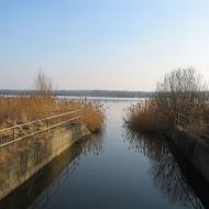 niewiesze-jezioro-plawniowickie-ujscie-kanalu