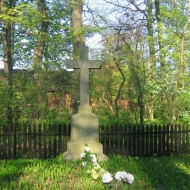 wedrynia-palac-cmentarz-rodowy-1