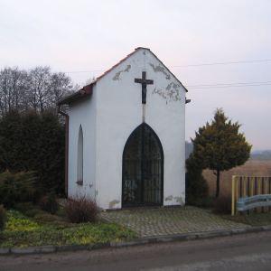 chudow-zamek-kapliczka