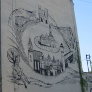 kluczbork-dom-kultury-malowidlo