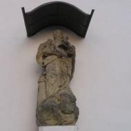 frydek-kosciol-sw-josta-figura