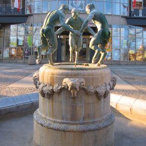gliwice-fontanna-ul-zwyciestwa