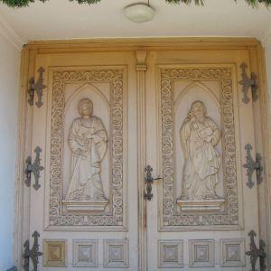 gostyn-kosciol-ss-piotra-i-pawla-drzwi