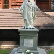jawiszowice-kosciol-figura
