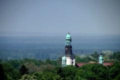 Trzebnica-wieza-bazyliki
