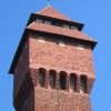 kluczbork-zamek-wieza