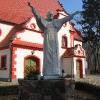 milowice-kosciol-pomnik-jana-pawla-ii