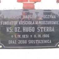 modzurow-kosciol-kaplica-cmentarna-tablica