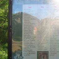 pszczyna-park-zamkowy-dom-ogrodnika-tablica