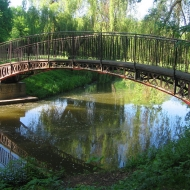 pszczyna-park-zamkowy-mostek-2