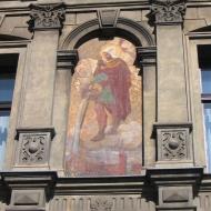 plawniowice-palac-malowidlo