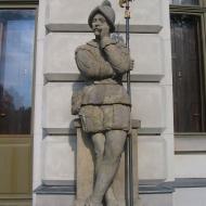pszczyna-palac-figura-2