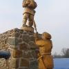 slaska-ostrawa-zamek-rzezby