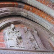 trzebnica-bazylika-portal-romanski-3