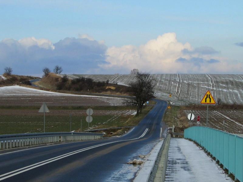 Szlak żółty rowerowy Borowa - Jaksonowice - Łozina
