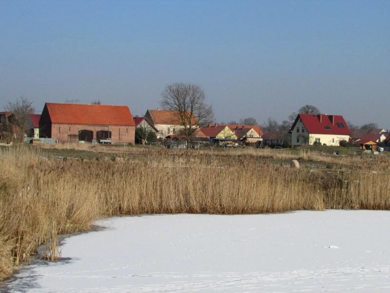 Szlak zielony rowerowy Środa Śląska – Słup – Środa Śląska (Szlak Północny)