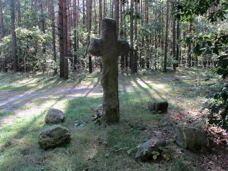 Szlak żółty Bierutów – Smolna – Oleśnica