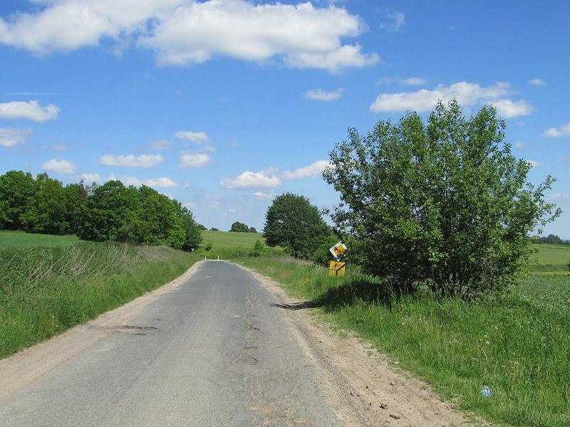 Szlak czarny Długa Hala – Połaniec – Widok Zachwyt