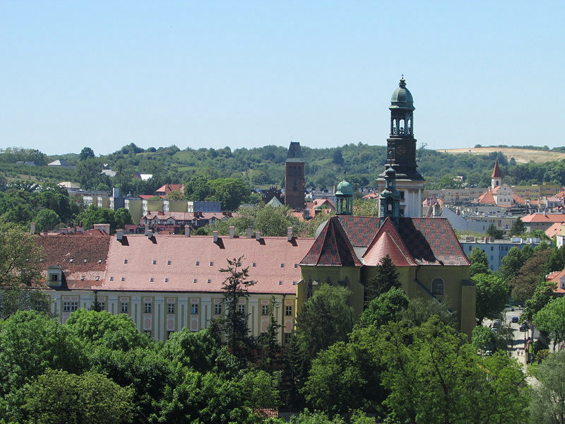 Szlak żółty Trzebnica – Winna Góra – Las Bukowy
