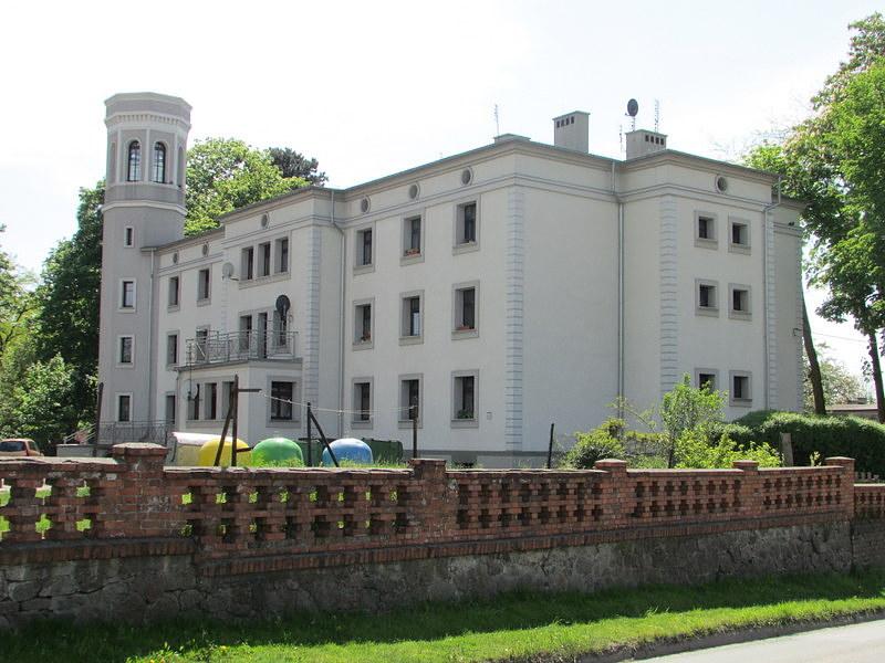 Szlak żółty Oborniki Śląskie – Mienice – Trzebnica