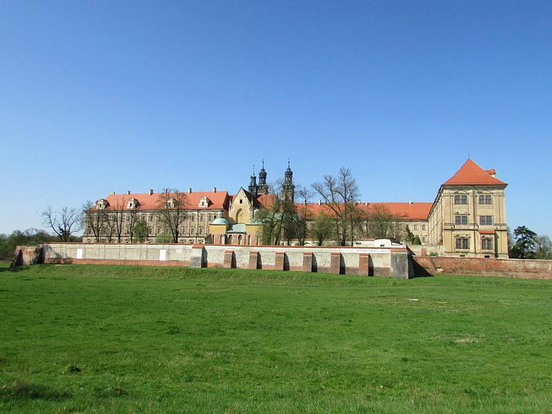 Szlak zielony Malczyce – Lubiąż