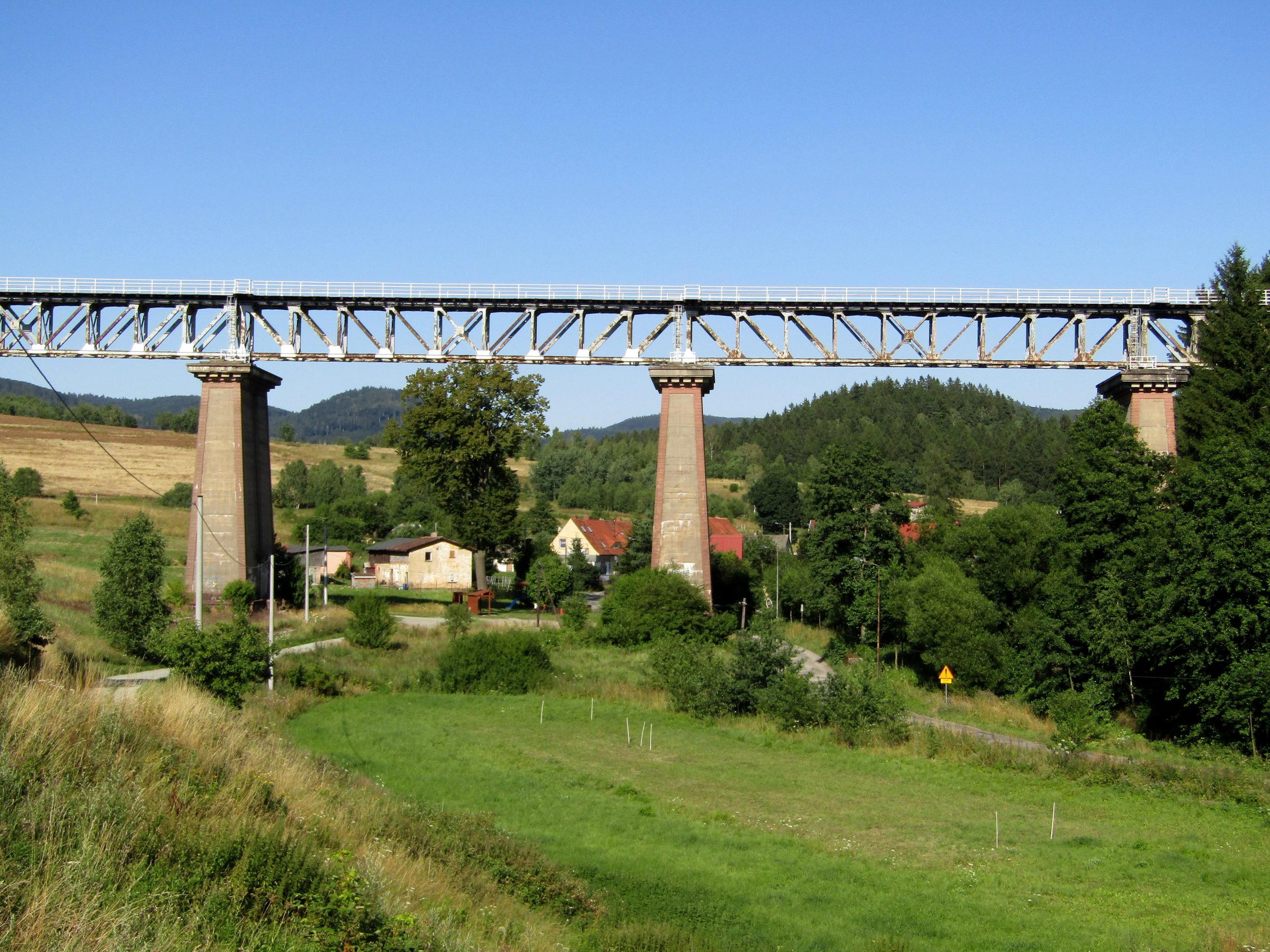 Trasa 6 Nowa Ruda – Przygórze - Przełęcz Woliborska – Bielawa