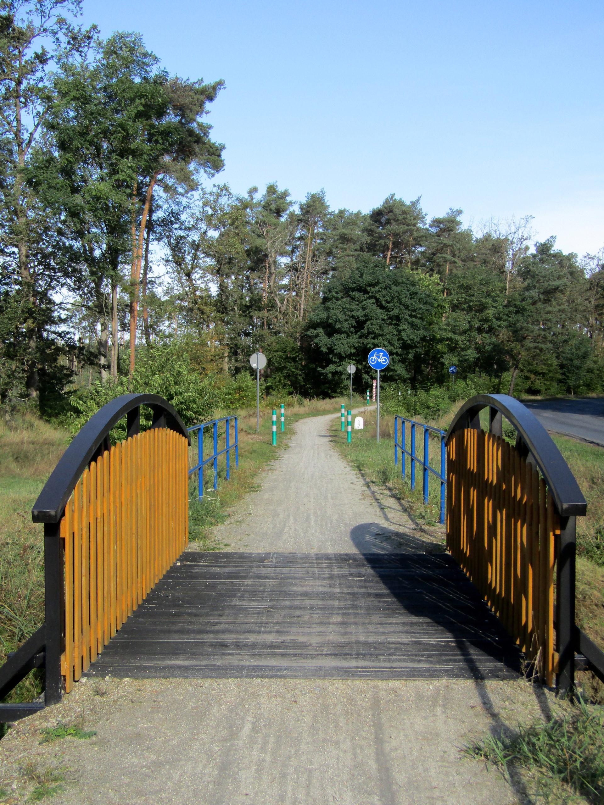 Trasa 14 rowerowa Ruda Sułowska – Sułów - Książęca Wieś – Żmigród