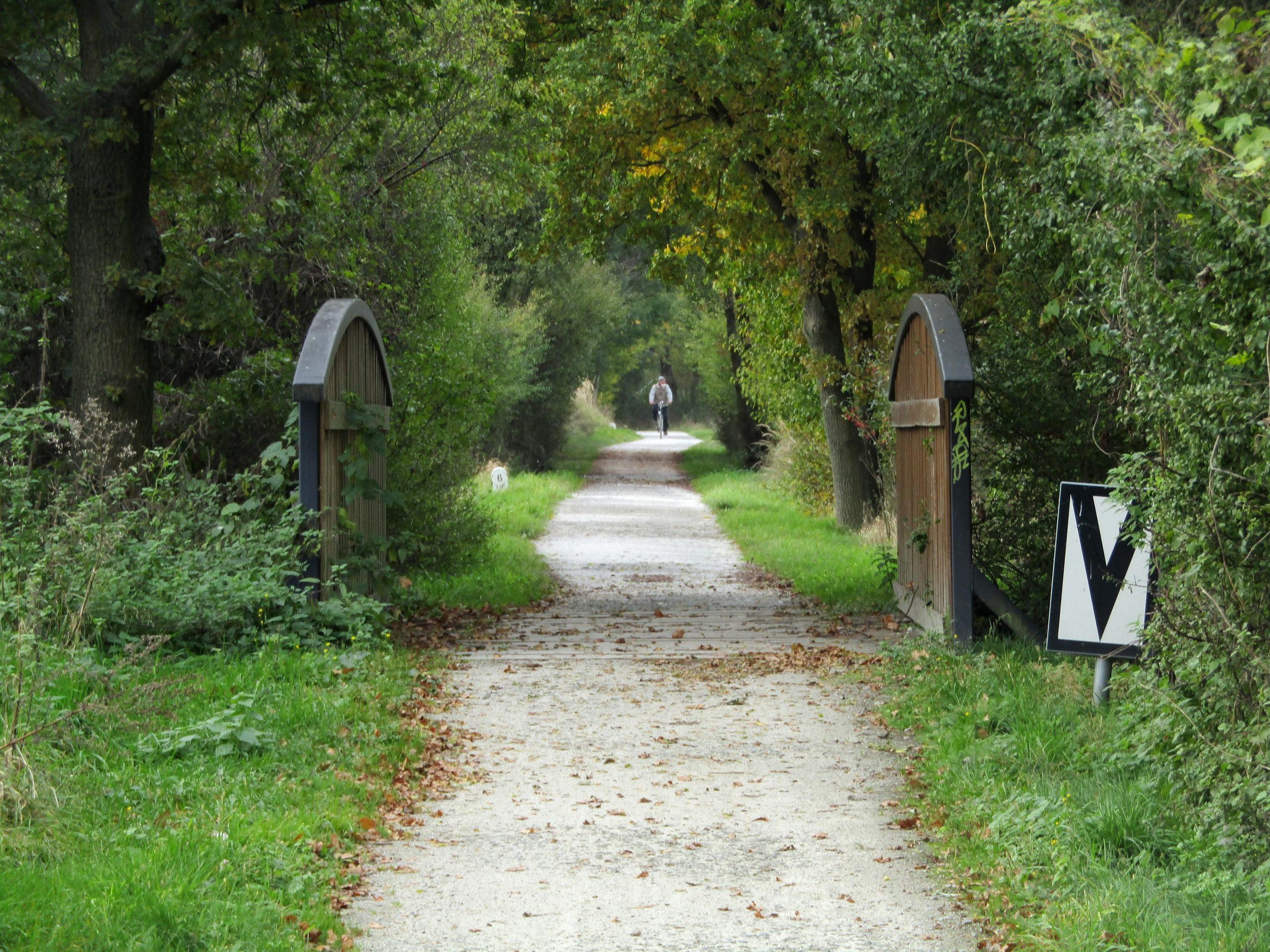 Trasa 19 rowerowa Milicz – Kaszowo – Pracze – Sułów - Ruda Sułowska