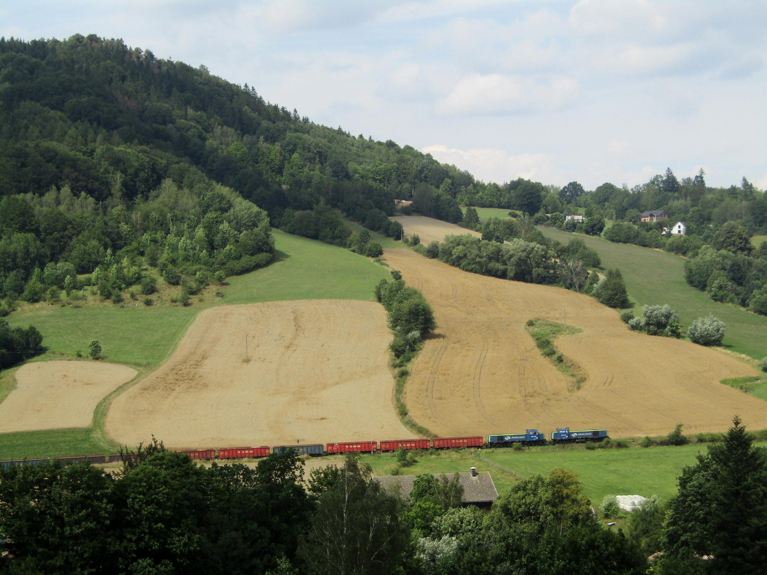Trasa 20 Ścinawka Średnia – Słupiec - Czerwieńczyce - Czeski Las – Przełęcz Wilcza – Bardo