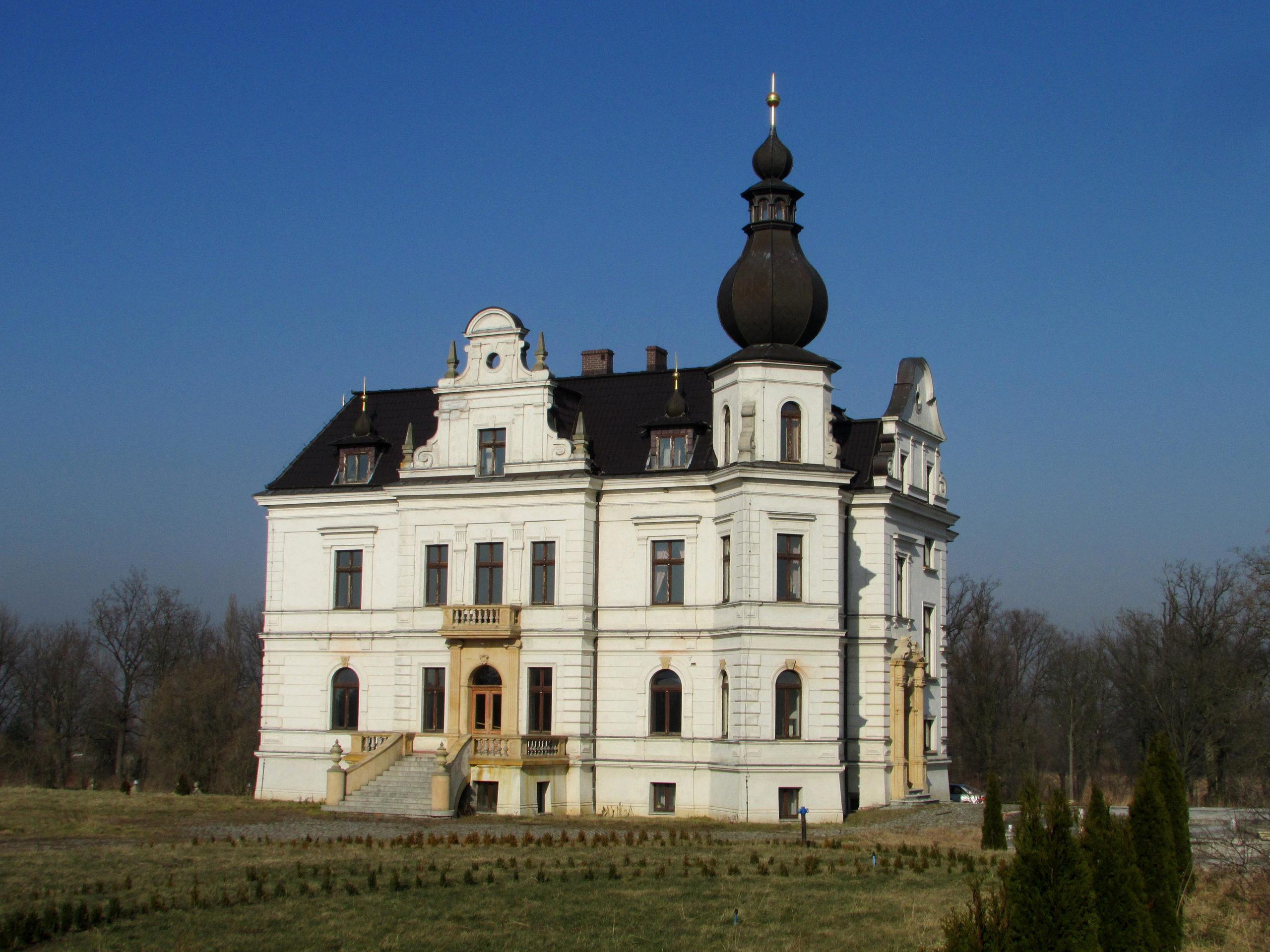 Trasa 5 Bielany Wrocławskie – Tyniec Mały – Biskupice Podgórne – Gądów – Jaszkotle – Smolec
