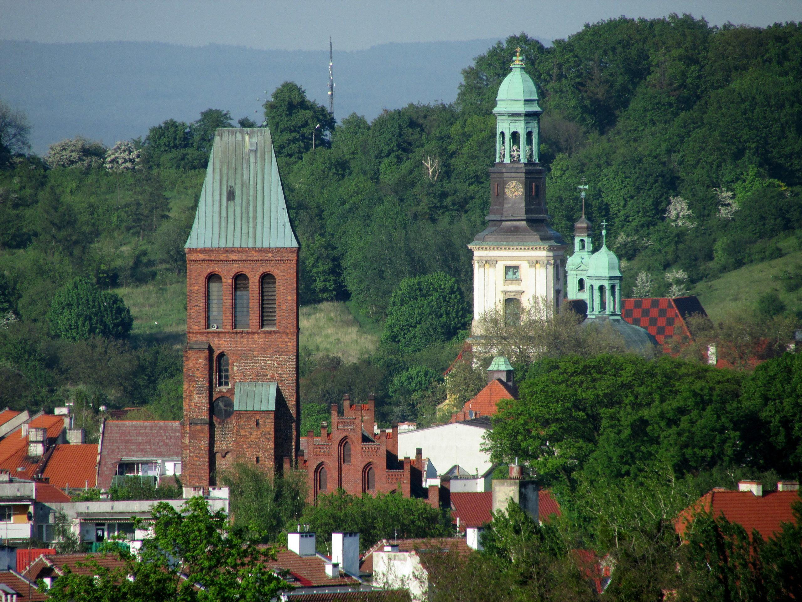 Trasa 28 Oborniki Śląskie - Wilczyn – Mienice – Węgrzynów – Trzebnica